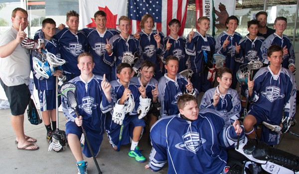 Denver Elite Golden at 2014 USBOXLA Nationals